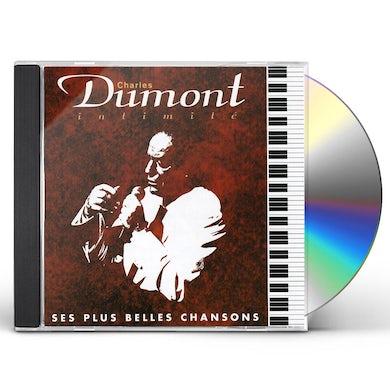 Charles Dumont INTIMITE - SES PLUS BELLES CHANSONS CD