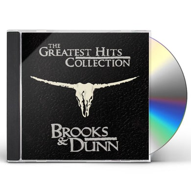 Brooks & Dunn GREATEST HITS CD