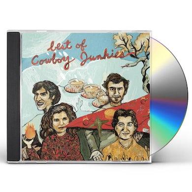Cowboy Junkies BEST OF CD