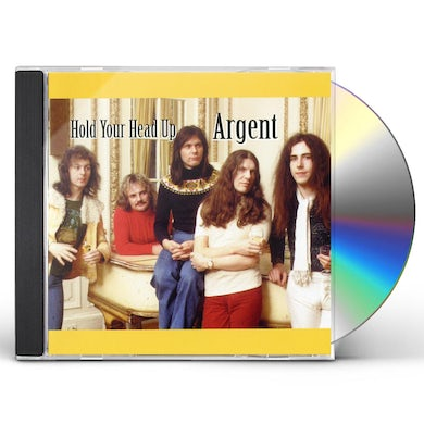 Argent HOLD YOUR HEAD UP CD