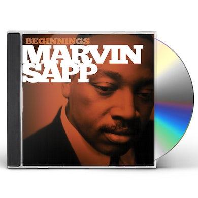 Marvin Sapp BEGINNINGS CD