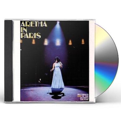 Aretha Franklin   ARETHA IN PARIS CD