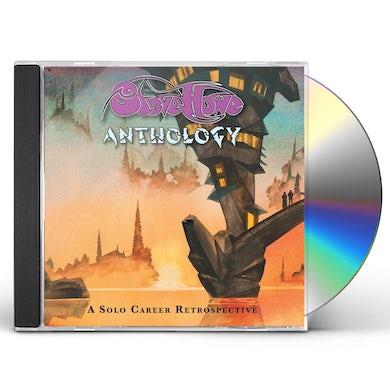 Steve Howe ANTHOLOGY CD