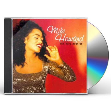 VERY BEST OF MIKI HOWARD CD
