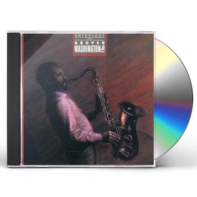 ANTHOLOGY OF GROVER WASHINGTON JR CD