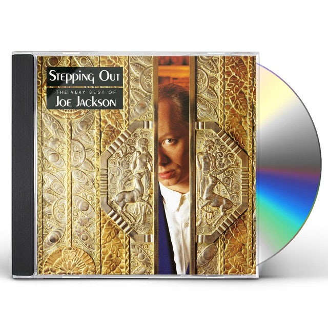 Joe Jackson STEPPIN OUT: ANTHOLOGY CD