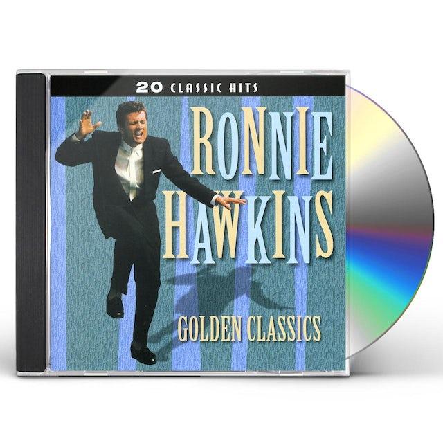 Ronnie Hawkins GOLDEN CLASSICS CD
