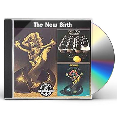 New Birth BIRTHDAY: IT'S BEEN A LONG TIME CD