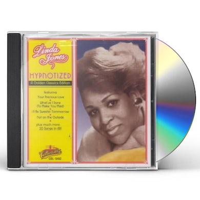 Linda Jones HYPNOTIZED: GOLDEN CLASSICS CD