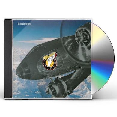 Blackfoot FLYIN' HIGH CD