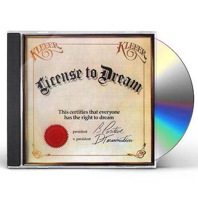 Kleeer LICENSE DREAM CD