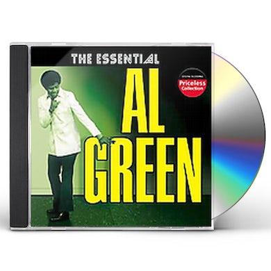 Al Green ESSENTIAL CD