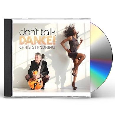 Chris Standring DON'T TALK DANCE CD