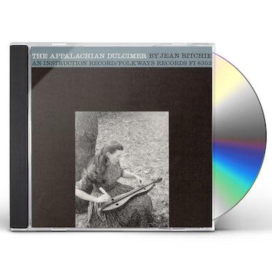 Jean Ritchie APPALACHIAN DULCIMER: AN INSTR CD