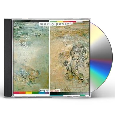 Mario Pavone SONG FOR SEPTET CD