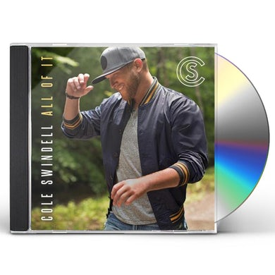 Cole Swindell ALL OF IT CD
