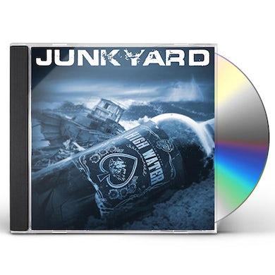 Junkyard HIGH WATER CD