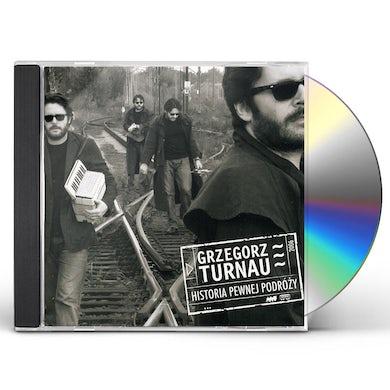 Grzegorz Turnau HISTORIA PEWNEJ PODROZY CD