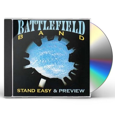 Battlefield Band STAND EASY CD