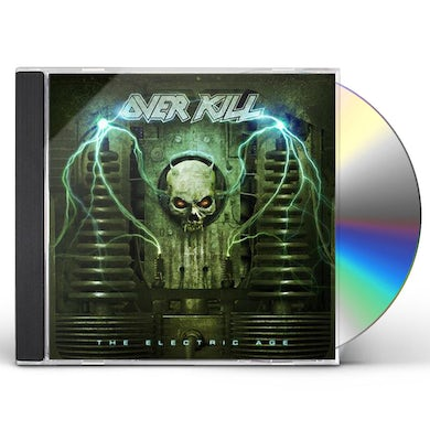 Overkill ELECTRIC AGE CD