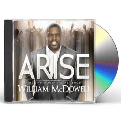 William McDowell ARISE CD