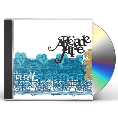 Arcade Fire EP CD