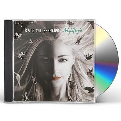Kate Miller-Heidke NIGHTFLIGHT CD