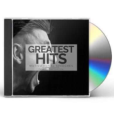 Fearless Motivation GREATEST HITS MOTIVATIONAL SPEECHES CD