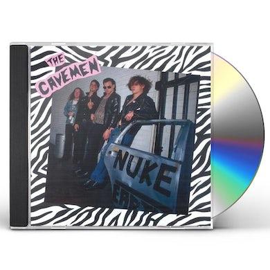 NUKE EARTH CD