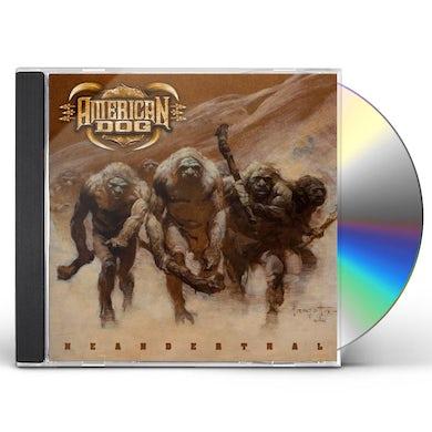 American Dog NEANDERTHAL CD