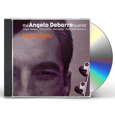 Angelo Debarre IMPROMPTU CD