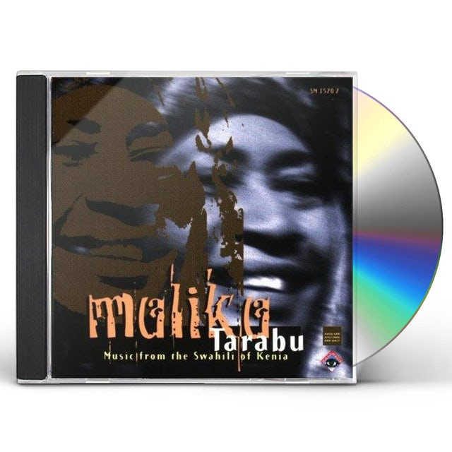 Malika TARABU: MUSIC FROM THE SWAHILI OF KENYA CD