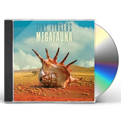 TINY FINGERS MEGAFAUNA CD