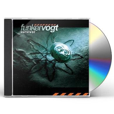 Funker Vogt SURVIVOR COLLECTOR'S EDITION CD