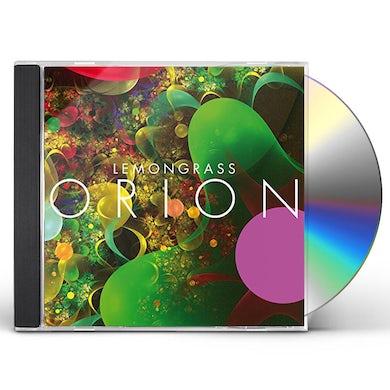 Lemongrass ORION CD
