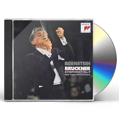 Leonard Bernstein BRUCKNER: SYMPHONY NO. 9 CD