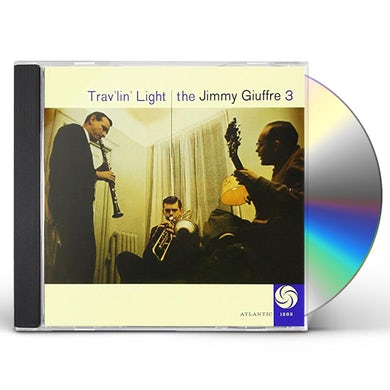 Jimmy Giuffre TRAV'LIN LIGHT CD