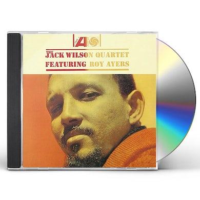 Jack Wilson QUARTET FEATURING ROY AYERS CD