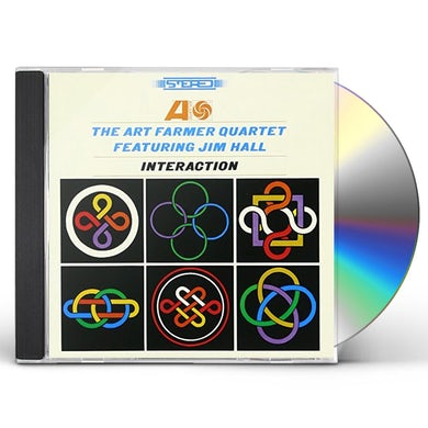 Art Farmer INTERACTION CD
