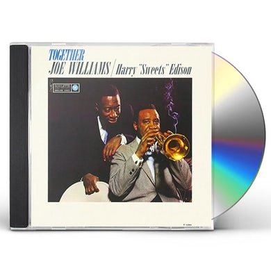 Joe Williams TOGETHER CD