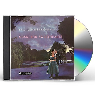 Eric Jupp MUSIC FOR SWEETHEARTS CD