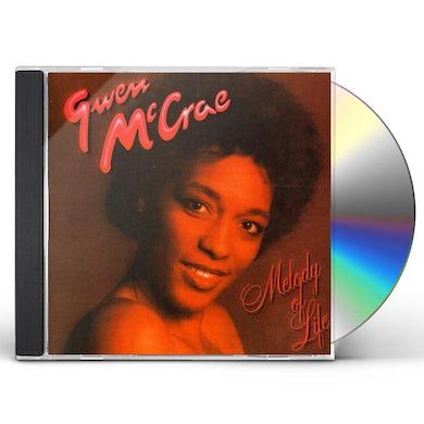 Gwen Mccrae MELODY OF LIFE CD
