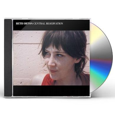 CENTRAL RESERVATION CD
