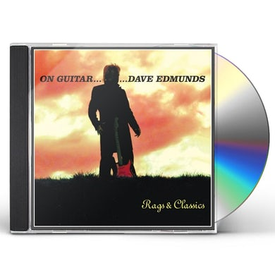 ON GUITAR DAVE EDMUNDS: RAGS & CLASSICS CD