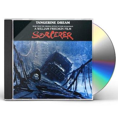 Tangerine Dream SORCERER CD