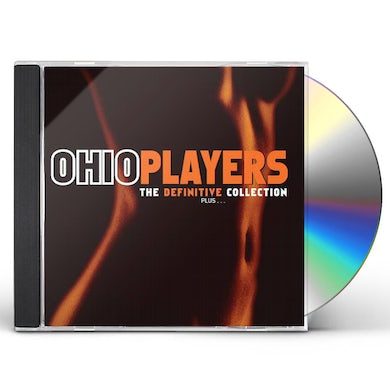 Ohio Players DEFINITIVE COLLECTION PLUS CD