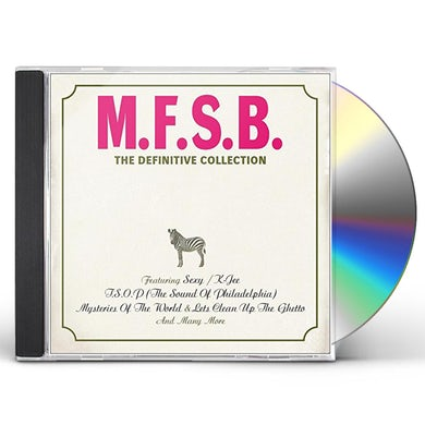 M.F.S.B. DEFINITIVE COLLECTION CD