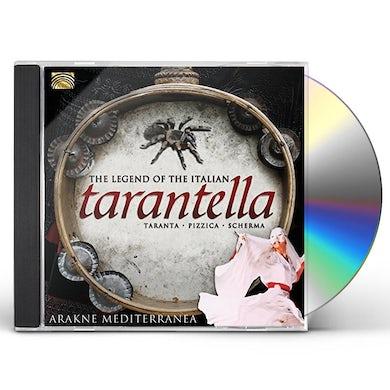Arakne mediterranea LEGEND OF THE ITALIAN TARANTELLA CD