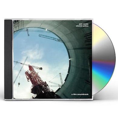 Pan Sonic ATOMIN PALUU CD
