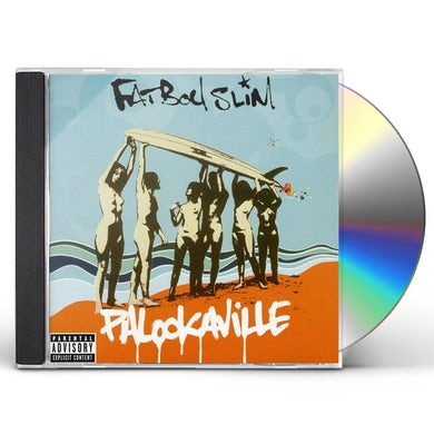 Fatboy Slim PALOOKAVILLE CD